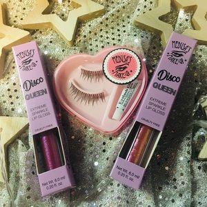 Medusa's Makeup (2) Disco Queen glosses & falsies